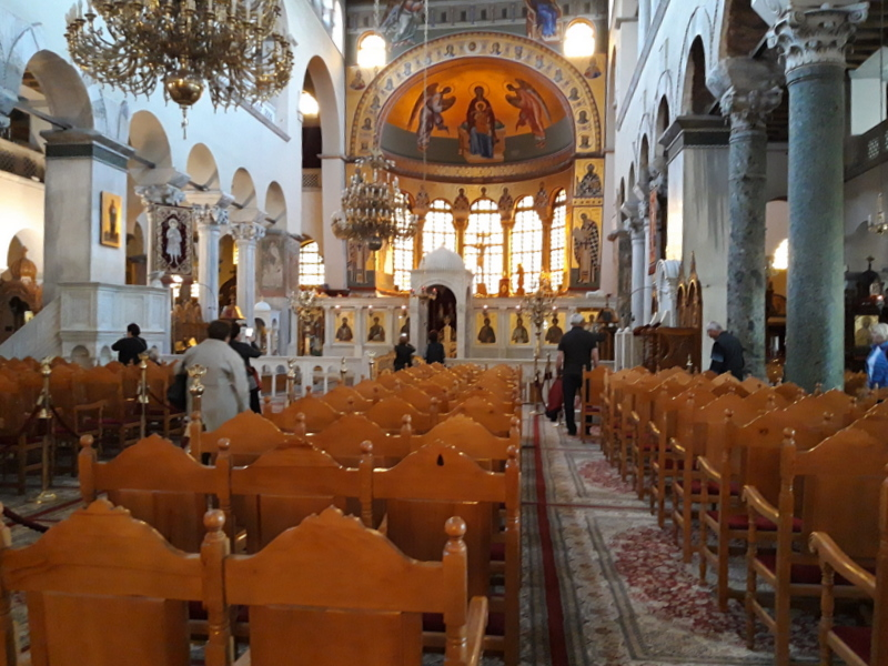 SOLUN-največa pravoslavna crrkva u Grčkoj